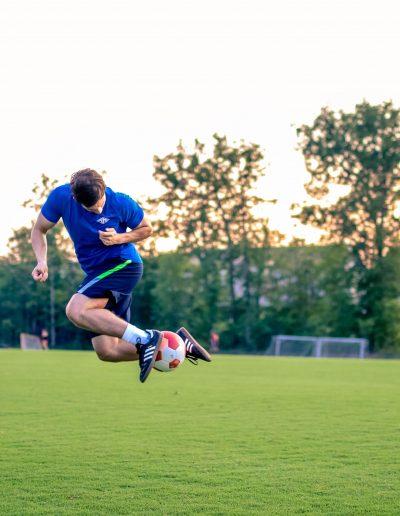 soccer trick