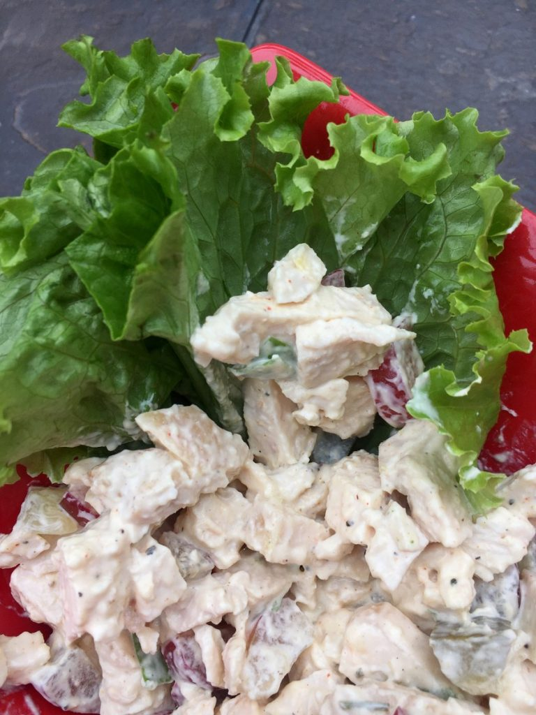 Light and Easy Chicken Salad