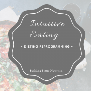 Building Better Nutrition