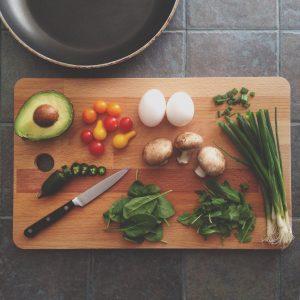 cutting board